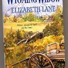 Wyoming Widow by Elizabeth Lane PB