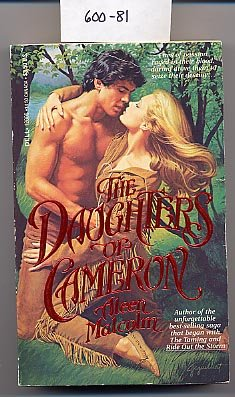 The Daughters of Cameron by Aleen Malcolm PB