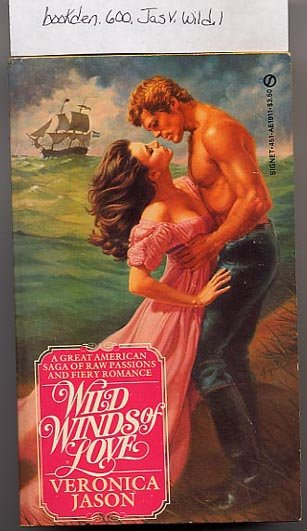 Wild Winds of Love by Veronica Jason PB