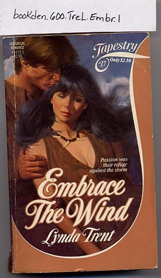 Embrace the Wind by Lynda Trent Tapestry #17 PB
