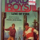 Hardy Boys Casefiles #16 Line of Fire PB