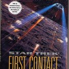 Star Trek First Contact by J.M. Dillard HC