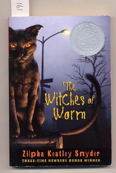 The Witches of Worm by Zilpha Keatley Snyder SC