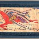The Ledgerbook of Thomas Blue Eagle by Jewel Grutman HC