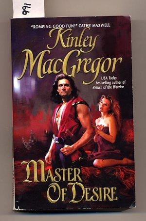 Master of Desire by Kinley MacGregor PB