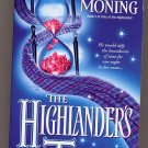 The Highlander's Touch by Karen Marie Moning PB