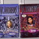 Lot of 2 Wildflowers Misty and Star by V.C. Andrews PB