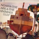Noah and the Ark and the Animals by Andrew Clements, Ivan Gantschev SC