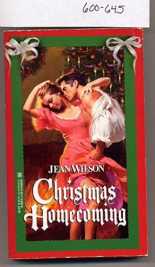 Christmas Homecoming by Jean Wilson PB