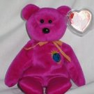 Millenium the Bear Ty Beanie Baby