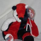 Patriot Bear Ty Beanie Baby