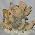 Celeste the Angel Rabbit Figure Boyds Bears