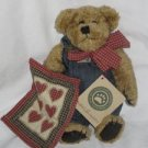 Delbert Quignapple Plush Bear by Boyds Bears
