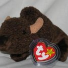 Roam the Buffalo Ty Beanie Baby