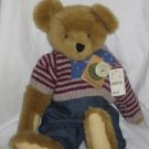 Teddy Beanberger Plush Bear by Boyds Bears