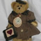 Bailey Fall 1997 Plush Bear by Boyds Bears