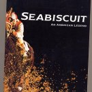 Seabiscuit An American Legend by Laura Hillenbrand SC