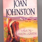 Hawk's Way Faron and Garth by Joan Johnston PB