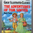 The Adventures of Tom Sawyer by Mark Twain HC