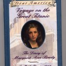Dear America Voyage on the Great Titanic by Ellen Emerson White HC