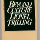 Beyond Culture by Lionel Trilling SC