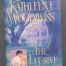 The Elusive Flame by Kathleen E. Woodiwiss PB