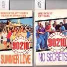 Lot of 2 Beverly Hills 90210 No Secrets Summer Love PB