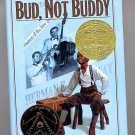 Bud Not Buddy by Christopher Paul Curtis HC