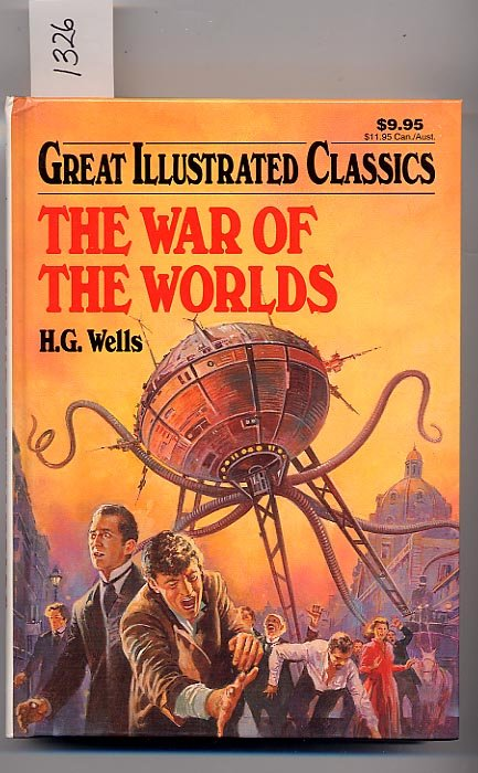 hgwells the war of the worlds essay