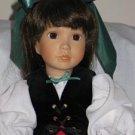 Christina Merovina Georgetown Porcelain Doll