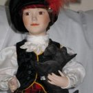 Heather the Little Highlander Porcelain Doll by Lenox