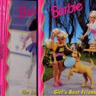 Lot of 6 Barbie Friend, Skates, Sea, Stars, Baby-Sitting, Trail Mystery HC