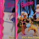 Lot of 6 Barbie Friend, Skates, Sea, Stars, Baby-Sitting, Trail Mystery HC