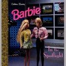 Golden Books Barbie in the Spotlight HC