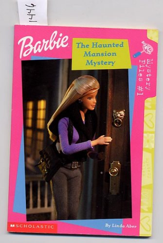 Barbie #1 Mystery Files The Haunted Mansion Mystery SC