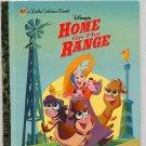 Disney's Home on the Range Little Golden Book HC