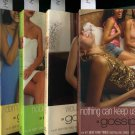 Lot of 5 Gossip Girl Novels Softcover