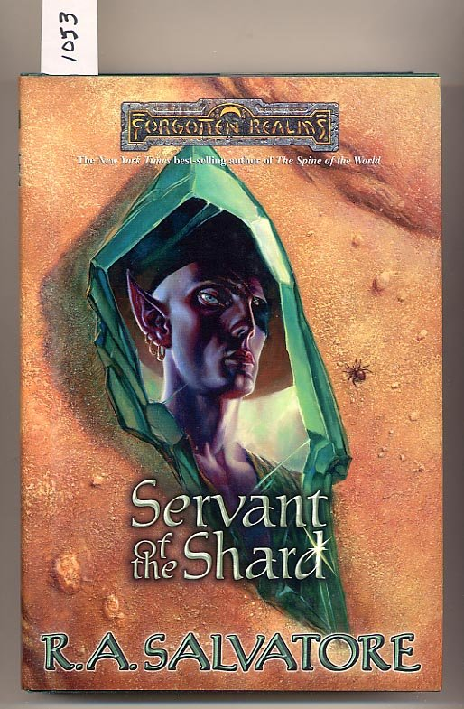 Servant of the Shard by R.A. Salvatore HC