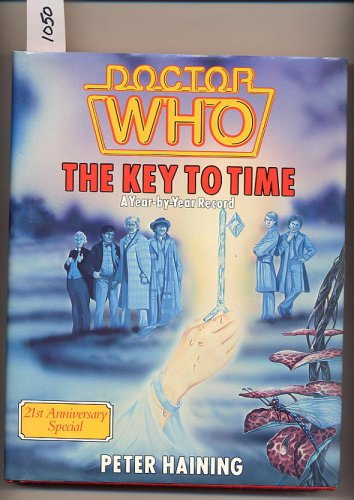 Doctor Who by Peter Haining 1984, Hardcover, Anniversary