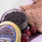 Buy Osetra Caviar :: Black Sturgeon Caviar :: Wild Sturgeon Caviar - 4 ounces