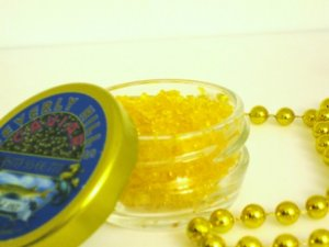 Golden Whitefish Caviar :: Gold White Fish Caviar - 16ounces :: 1 Pound