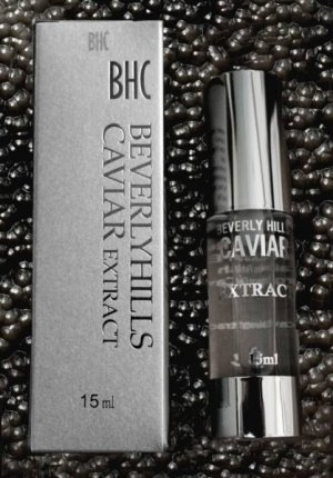Caviar Facial - Anti Aging Caviar - Anti Wrinkle Caviar