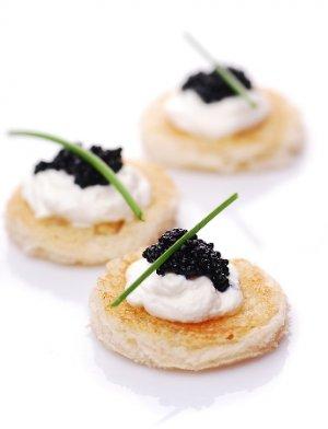 Mail Order Caviar Black Caviar Fresh Black Caviar 5 ounces