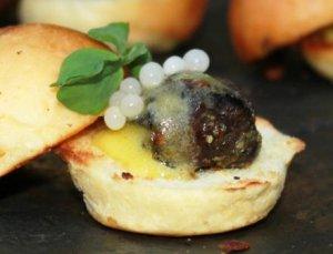 Imperial Escargot Caviar :: White Caviar :: Helix Caviar :: 25 gram