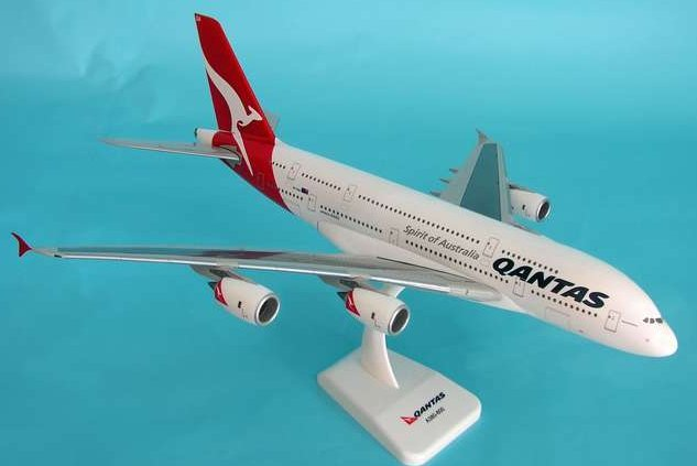 Hogan Wings 1:200 Qantas Airbus 380 Q00003