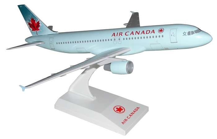 SkyMarks 1:150 Air Canada Airbus 320 New Colors AC00001