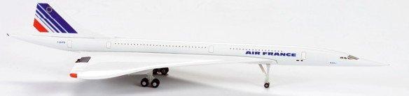 Herpa 1:400 Air France Concorde AF00002