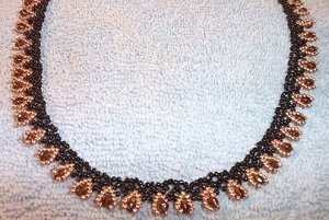 Bead drop bronze