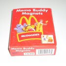 McDonald&#39;s Magnet Set