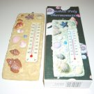 Sea Shell Poly Thermometer